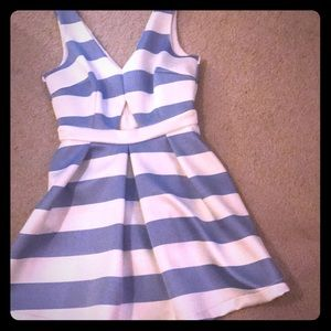 Dress perfect for a summer wedding or date night